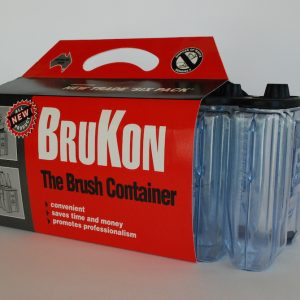 6 Pack Brukon Brush Container Product